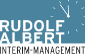 Logo Rudolf Albert Interim-Management